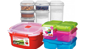 Keep Your Food Fresh and Organized