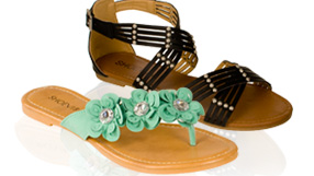 Shoevibe Sandals