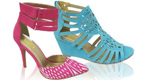 Yoki Heels & Wedges for Easter