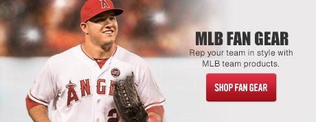 MLB FAN GEAR | SHOP FAN GEAR