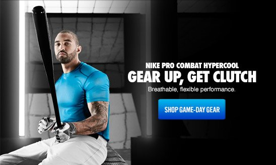GEAR UP, GET CLUTCH | SHOP GAME-DAY GEAR