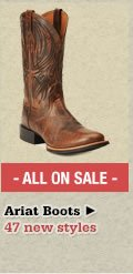 New Ariat Boots