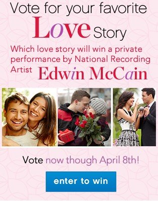 Vote for your favorite love story