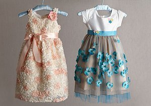 Little Lovelies: Dresses for Girls