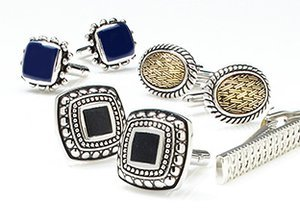 The Finishing Touch: Cufflinks & More