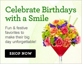 Celebrate Birthdays with a Smile Fun & festive favorites to make their big day unforgettable! Shop Now