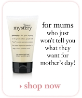 for mums who just won't tell you what they want for mother's day!