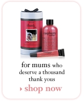 for mums who deserve a thousand thank yous