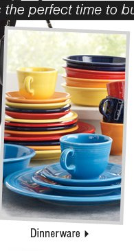 It's the perfect time to buy new spring arrivals-Shop Dinnerware