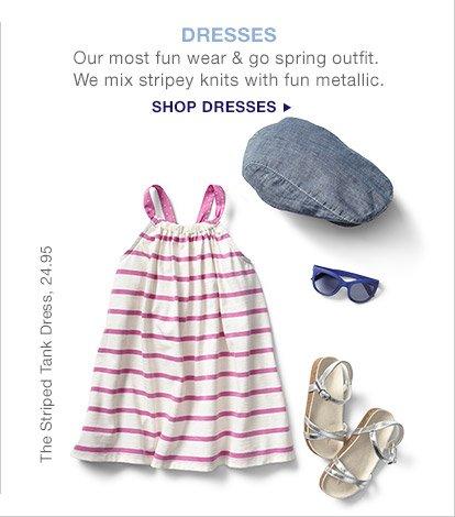 DRESSES | SHOP DRESSES