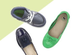 The Casual Kid: Moccasins & More