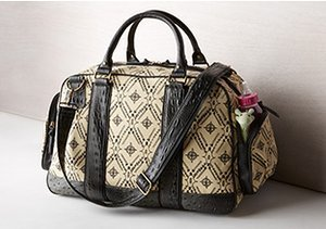 Shower Gifts: Diaper Bags