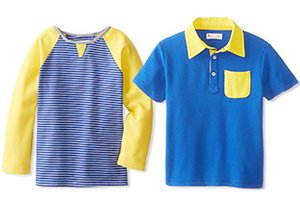 Colorblock & Stripes: Boys' Styles