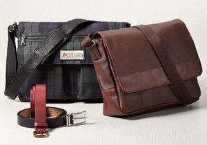 Work Ready: Bags, Belts & More