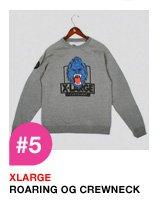 XLarge Roaring OG Crewneck