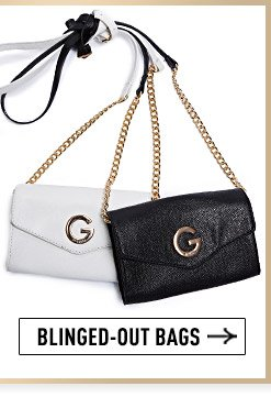 BLINGED-OUT BAGS