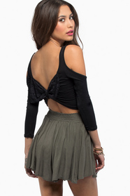 Crystal Crop Top $19