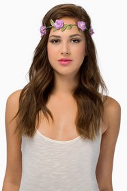 Fairly Floral Crown  $15
