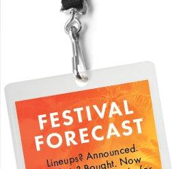 Festival Forecast! Get Your Festival Looks Together!
