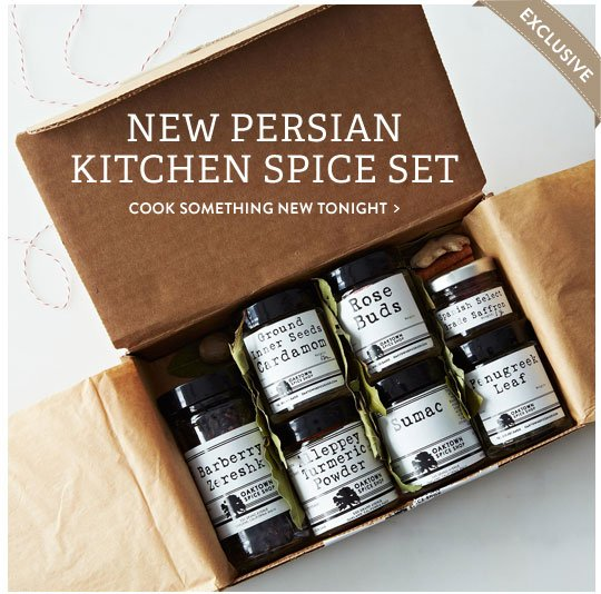 Persian Spice Set