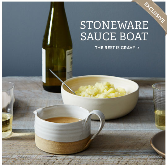 Sauce Boat