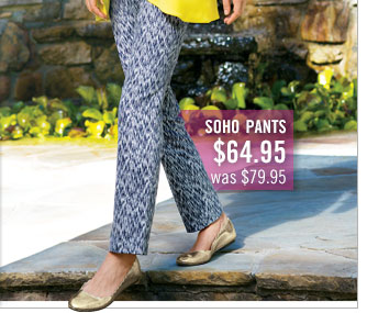 Soho Pants