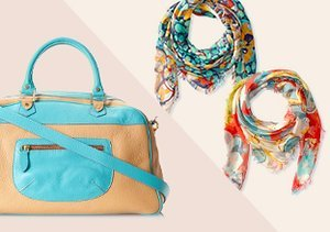 Coral & Turquoise Accessories