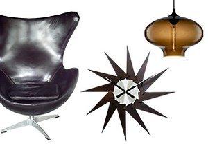 Retro & Refined: Furniture & Décor