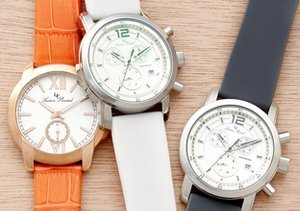 Classic Watches: Lucien Piccard & More