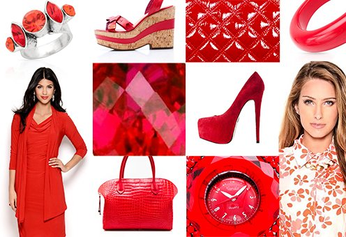 Spring Color Sale: Sweet & Spicy Red