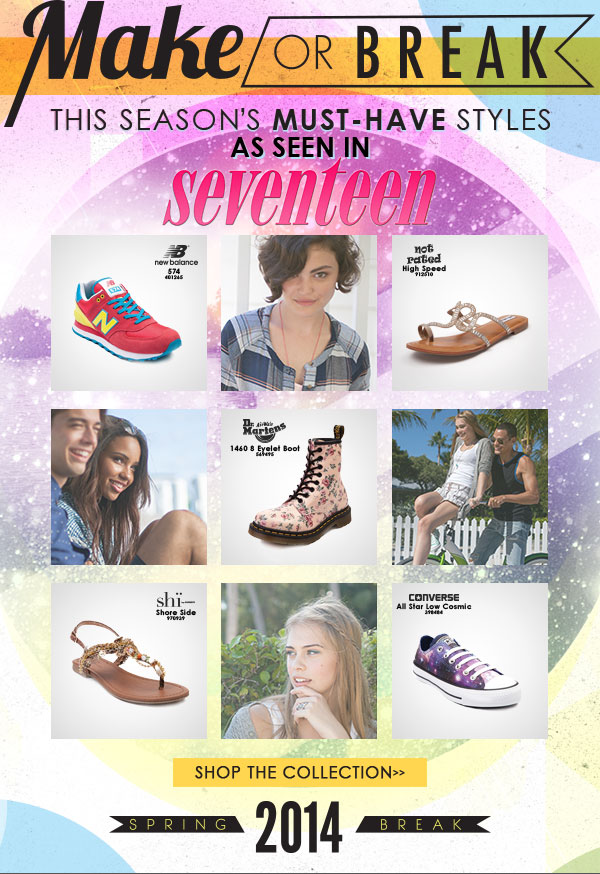 As Seen in Seventeen Magazine