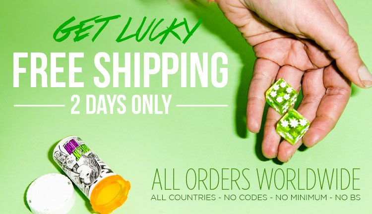 Free Shipping 2 Days Only