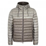 MONCLER - Emeric hooded quilted shell jacket