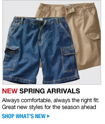 new spring arrivals - shop what's new
