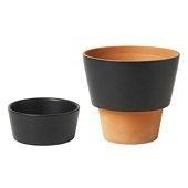 Open Flower Pot