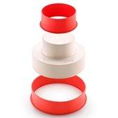 Hamburger Press, Red/White
