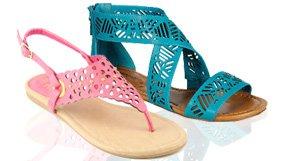 Venice Beach Sandals