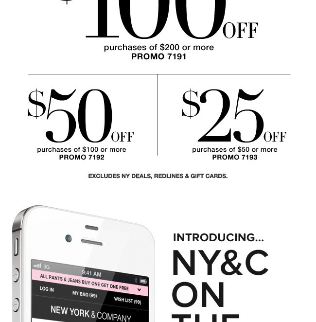 Introducing NY&C On the Go...