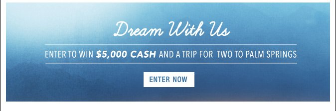 Enter to Win $5000 and a Trip to Coachella