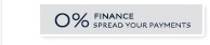 0% finance spread your payments