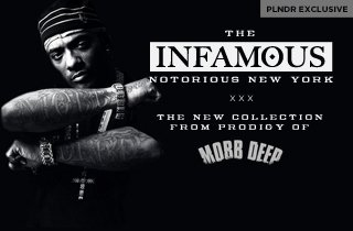 Infamous Notorious New York