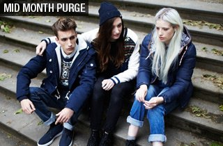 Mid Month Purge: Outerwear