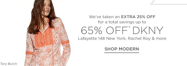 Up to 65% off Tory Burch, Lilly Pulitzer, Raoul & more
