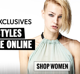 Online Exclusives. SHOP WOMEN.