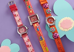 Just for Kids: Watches & Jewelry