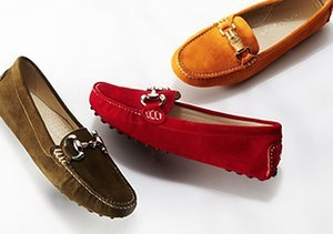 Stylish Steps: Loafers, Oxfords & More