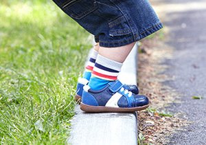 On the Go: Kids' Sneakers