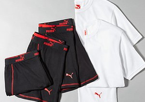PUMA Boxer Briefs, T-Shirts & More