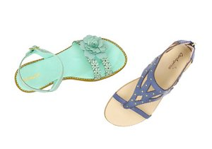Sunny Staple: Kids' Sandals
