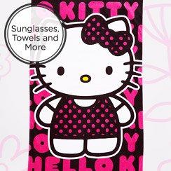 Hello Kitty Apparel + Accessories